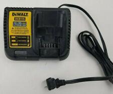 Used Dewalt DCB115 12v-20v. Li-ion battery charger