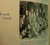 Julia Louis Dreyfus 4th Grade School Yearbook Cute Elaine Benes Seinfeld VEEP