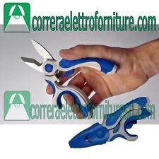 Forbici professionali elettricista per cavi con custodia BM X-PRO EVO 1330
