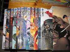 """Cofanetto """" Batman il Cavaliere Oscuro"""" Anno Uno Dc Comics/Rw Lion da 1 a 12"""