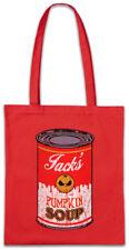 JACK'S PUMPKIN SOUP II Shopper Shopping Bag Nightmare before Christmas