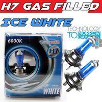 2 Audi Xenon White H7 55w Halogen Dipped Headlight Bulbs 6000k (PAIR) HID