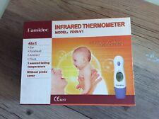 Infrarot Thermometer Fieberthermometer Messen Baby Kinder Neu