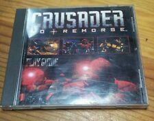 CRUSADER NO REMORSE  PC XP COMPUTER GAME Very nice