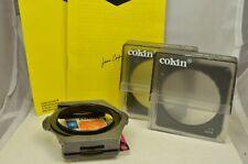 Cokin Cromofilter Filter Holder Frame A 52mm Close Up +1 101 +3 103 js