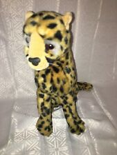 Euc-Htf-15� K&M International Inc Stuffed Animals Cheetah
