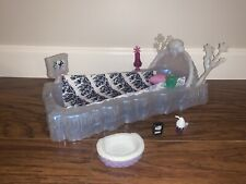Monster High Abbey Bominable Ice Bed Dead Tired Playset