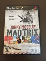 PS2G136 Jonny Moseley Mad Trix (Sony PlayStation 2, 2001)