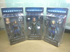NECA PROMETHEUS Series 4 LOST WAVE Full Set Action Figures Vickers Fifield Shaw