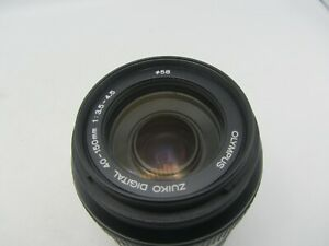 Olympus Zuiko Digital AF 40-150mm F3.5-4.5 Lens for Four Thirds DSLR Cameras