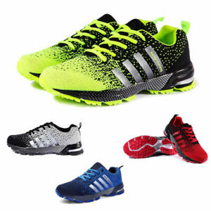 Men's Trainers Sneakers Breathable sports Running Shoes Outdoor Lightweight S6 %
