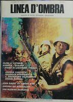LINEA D'OMBRA MENSILE DI STORIE IMMAGINI DISCUSSIONI N.21 1987