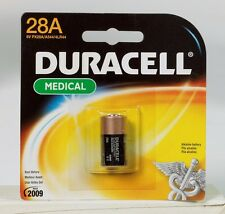 #28A DURACELL 6V Alkaline Battery Medical Electronics Photo Garage Door Collar