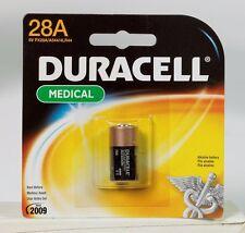 #28A DURACELL 6V Alkaline Battery Medical Electronics Photo Garage Door Collar