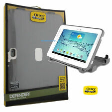 OtterBox Defender Case Samsung Galaxy Note 10.1 Cover + Stand Glacier New OEM