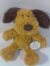 Manhattan Toy Delightfuls DUFFY DOG Plush Small Bean Bag Stuffed Animal (151440)