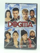 Dogma-Affleck-Chris Rock-Damon-Rickman-Hayek-Fiorentino-(DVD, 2000)