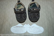 Toddler BABY Boys PREWALKING SHOES 3-6 MO Soft FLEXIBLE SOLE Strappy Sandals 1