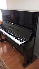 Yamaha U1 Upright Piano with  silent  system