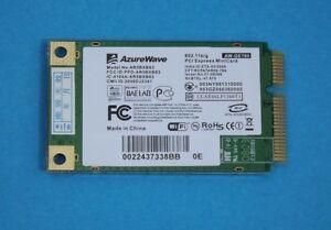 ASUS F5M A8 Z99 X80 Laptop WiFi Wireless Network Card Internal Mini PCI-E 802.11