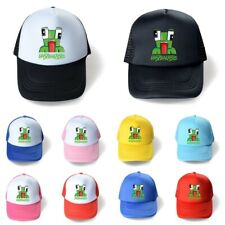 Kids Boys Girls Unspeakable Adjustable Sun Cap Cotton Baseball Hat Xmas Gifts AU