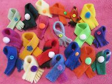 Littlest Pet Shop LPS 1 Gift Bag RANDOM Lot 6 Custom Scarf Accessories No Pets