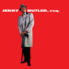 Jerry Butler – Jerry Butler Esq CD