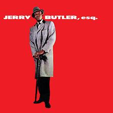 Jerry Butler – Jerry Butler Esq CD