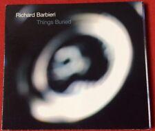 THINGS BURIED - Richard Barbieri