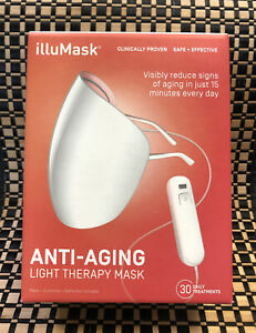 Illumask Anti-Aging Eye Mask Light Therapy Mask 30 Treatments