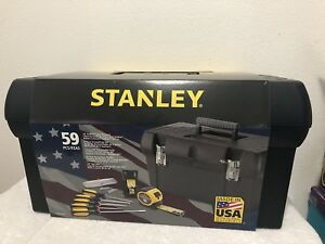 NEW STANLEY TOOL BOX HOME USE STYLE--GREAT GIFT