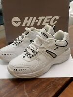 XT101 Size UK 4 Hi-Tec Sport Trainers BNIB White Lace Up