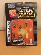 Star Wars Micro Machines Endor Victory Battle Packs #15