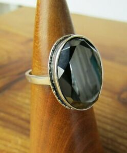 Vintage Style Silver Marcasite Ring