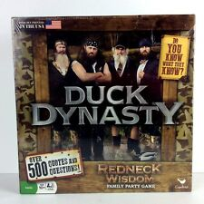 Duck Dynasty Redneck Wisdom Party Game Robertson Family Quotes Questions New