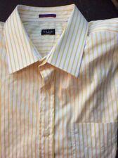 Cotton Blend Regular Long Double Cuff Formal Shirts for Men