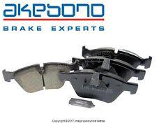 For BMW E90 325i 325xi 330i Z4 Front Brake Pad Set Akebono 34 11 6 771 868