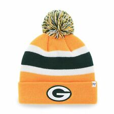Bridgestone NFL Breakaway Cuff Knit Beanie Green Bay Packers One Size Fits  Most ef85d72e3