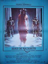 JESUS DE NAZARETH !  franco zeffirelli  affiche cinema  ¨¨