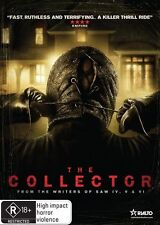 The Collector (DVD, 2015)