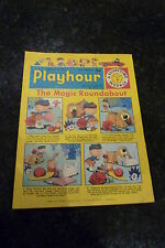 "PLAYHOUR - (1973) - Date 04/09/1973 -  Inc ""The Magic Roundabout"""