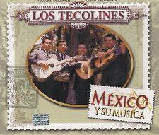 Los Tecolines Mexico y su Musica 3CD New Nuevo sealed