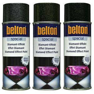 Deko-Spray Belton Diamant Glitzer Effekt Spraydose 400ml Glamour-Effekt
