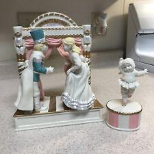 "dept 56 snowbabies guest collection "" Dance Of The Sugar Plum Fairy� In Original"