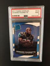 2017 Donruss Rated Rookie Leonard Fournette PSA 9 (9761)