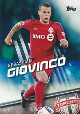 2016 Topps Major League Soccer Base Card Blue #'d to /99 Variations #'s 1 - 24