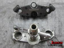 99-07 Suzuki GSX1300R Hayabusa Busa Upper Lower Triple Clamp w/ Handlebar Riser