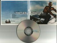 TYRESE I like them Girls RADIO EDIT & INSTRUMENTAL & ACAPELLA PROMO DJ CD single