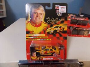 RACING CHAMPIONS BOBBY HAMILTON COLLECTOR RACE CAR WITH  OPEN HOOD