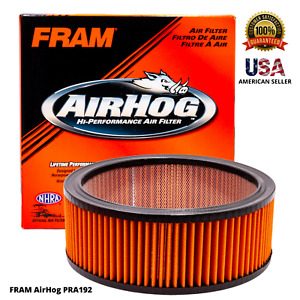 Fram PRA192 AirHog Washable Reusable Air Filter for Chevy G10 G20 G30 GMC G3500